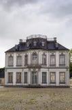 El palacio de Falkenlust, Bruhl, Alemania Imágenes de archivo libres de regalías