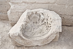 El palacio de Hisham Imagenes de archivo