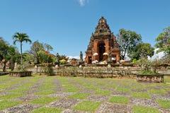 El palacio de Klungkung Imagen de archivo