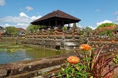 El palacio de Klungkung Imagen de archivo libre de regalías