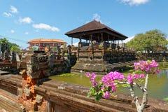 El palacio de Klungkung Fotos de archivo