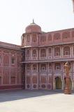 El palacio de la ciudad en palacio de la ciudad de Jaipur Imágenes de archivo libres de regalías