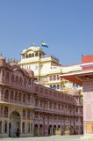 El palacio de la ciudad en palacio de la ciudad de Jaipur Foto de archivo