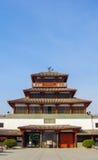 El palacio de la dinastía de qin imagenes de archivo