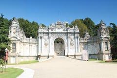 El palacio de los sultanes del otomano Foto de archivo libre de regalías