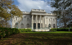 El palacio de mármol Foto de archivo libre de regalías