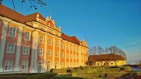 El palacio de Meersburg Imagenes de archivo