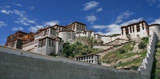 El palacio de Potala Fotos de archivo