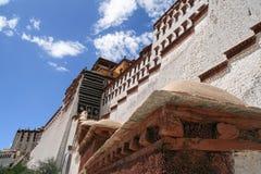 El palacio de Potala Imagen de archivo