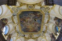 El Palacio de real Madrid (Royal Palace) Foto de archivo libre de regalías