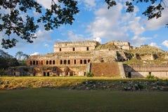 El palacio de Sayil Imagen de archivo libre de regalías
