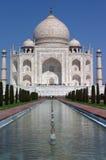El palacio de Taj Mahal Foto de archivo
