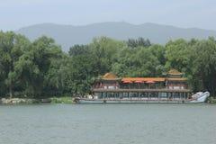 El palacio de verano Imagenes de archivo