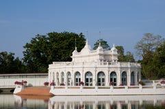 El palacio de verano real en el PA de la explosión adentro, Tailandia Foto de archivo libre de regalías