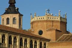 El palacio del arzobispo Imágenes de archivo libres de regalías
