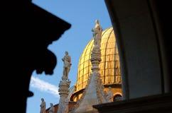 El palacio del dux Foto de archivo libre de regalías