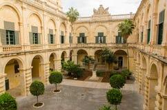 El palacio del Grandmaster Foto de archivo