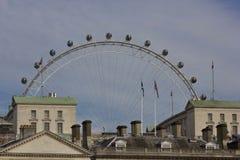 El palacio del guardia de caballo en Londres Fotos de archivo