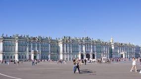 El palacio del invierno imagen de archivo
