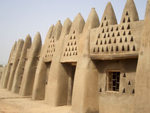 El palacio del jefe, Wa, Ghana Fotos de archivo