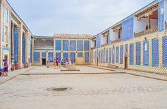 El palacio del Khan Fotos de archivo