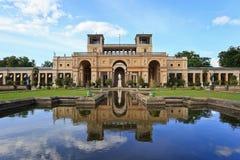 El palacio del naranjal imágenes de archivo libres de regalías