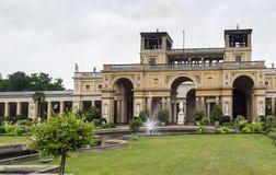 El palacio del naranjal, Potsdam, Alemania imagenes de archivo