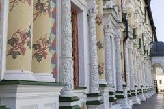 El palacio en la abadía del sergei de Sam, Federación Rusa Fotos de archivo