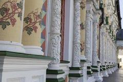 El palacio en la abadía del sergei de Sam, Federación Rusa Imagenes de archivo