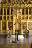 El palacio en la abadía del sergei de Sam, Federación Rusa Imagen de archivo
