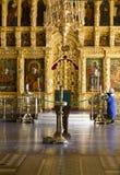 El palacio en la abadía del sergei de Sam, Federación Rusa Fotografía de archivo libre de regalías