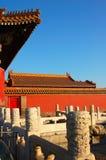 El palacio imperial Imagenes de archivo