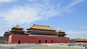 El palacio imperial Fotografía de archivo libre de regalías
