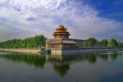 El palacio imperial Fotos de archivo