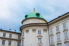 El palacio imperial en Innsbruck, Austria imagen de archivo libre de regalías