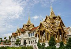 El palacio magnífico Fotografía de archivo
