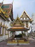 El palacio magnífico Bangkok Fotografía de archivo