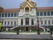 El palacio magnífico Bangkok Imagenes de archivo