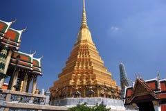 El palacio magnífico, Bangkok Foto de archivo libre de regalías