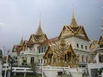 El palacio magnífico Bangkok Tailandia Imágenes de archivo libres de regalías