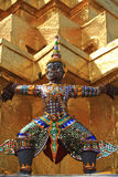 El palacio magnífico. Bangkok. Tailandia Imagen de archivo libre de regalías