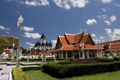 El palacio magnífico en Bangkok Imagenes de archivo