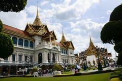 El palacio magnífico Tailandia Fotografía de archivo
