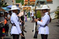 El palacio magnífico Tailandia Fotografía de archivo libre de regalías