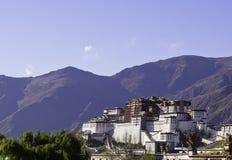 El palacio Potala Imagen de archivo