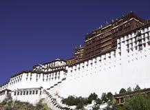 El palacio Potala Imagen de archivo libre de regalías