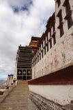 El palacio Potala Foto de archivo