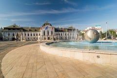 El palacio presidencial de Eslovaquia Imagen de archivo libre de regalías