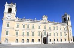 El palacio real de Colorno, Parma Imágenes de archivo libres de regalías