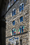 El Palazzo Vecchio, el ayuntamiento de Florencia, Italia Fotos de archivo